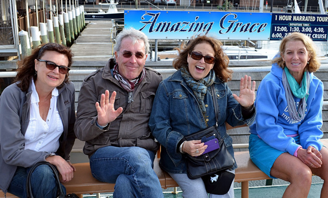 Annual Waterfront SunsetInspection Cruise