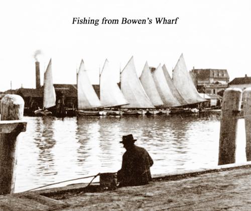 NW-56A Catboats Bowens Wrf